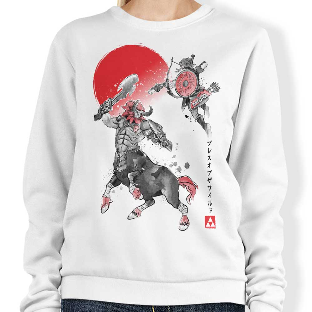 Battle in Death Mountain - Sweatshirt