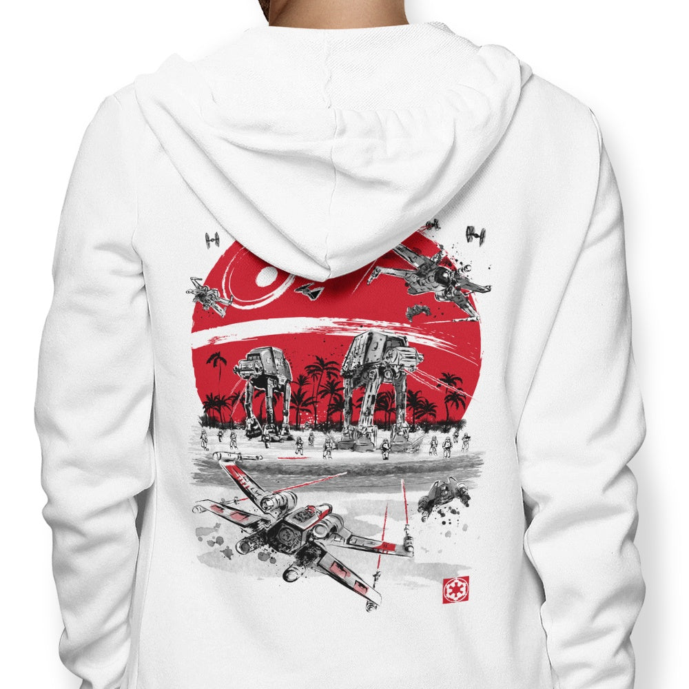 Battle on the Beach - Hoodie