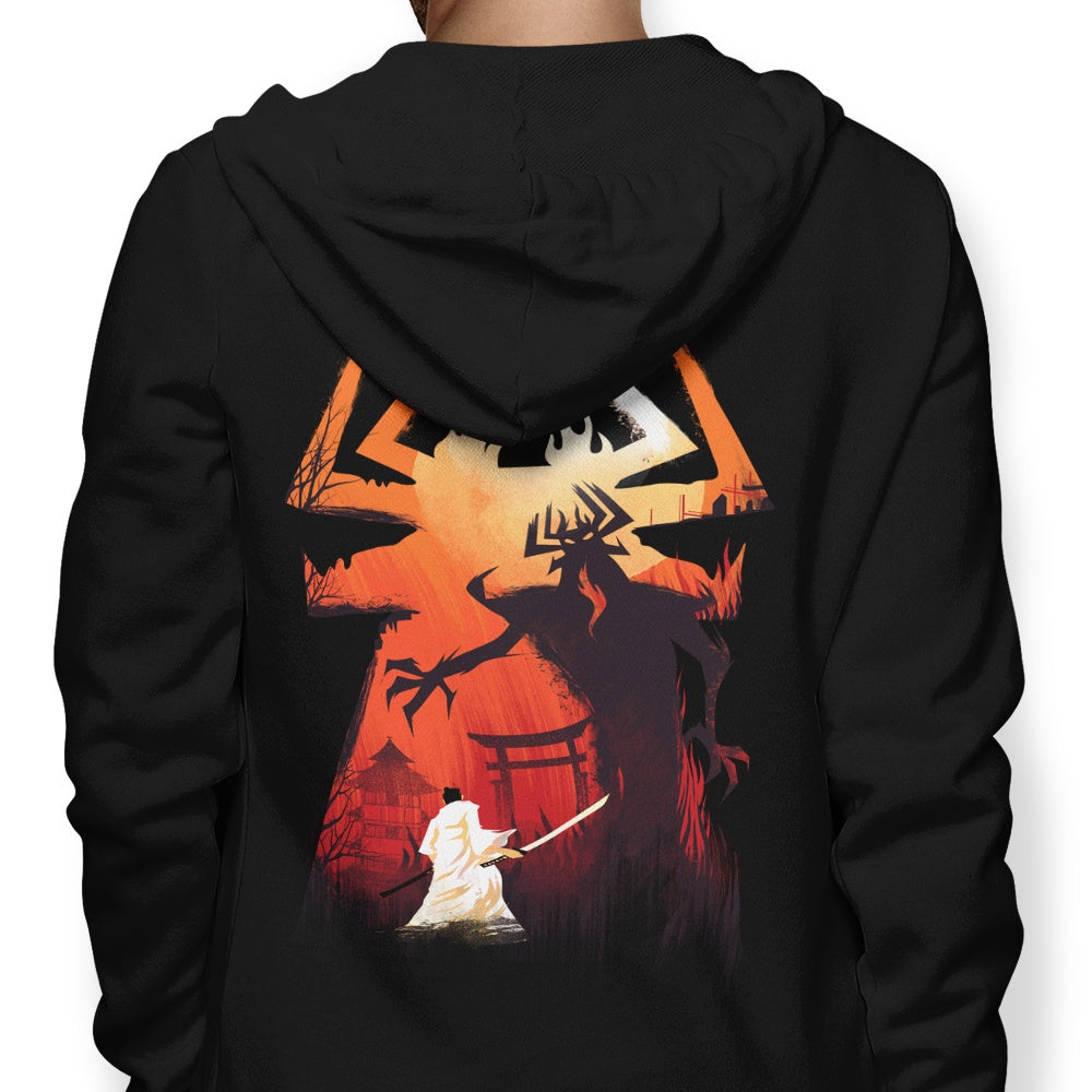 Battle the Darkness - Hoodie