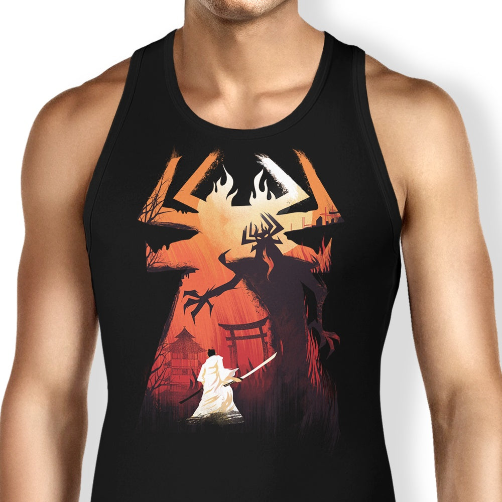 Battle the Darkness - Tank Top