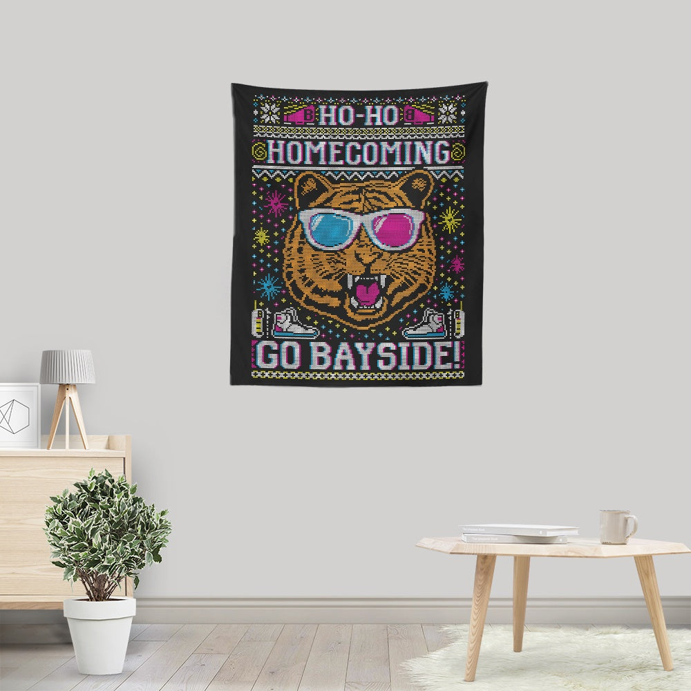 Bayside Sweater - Wall Tapestry