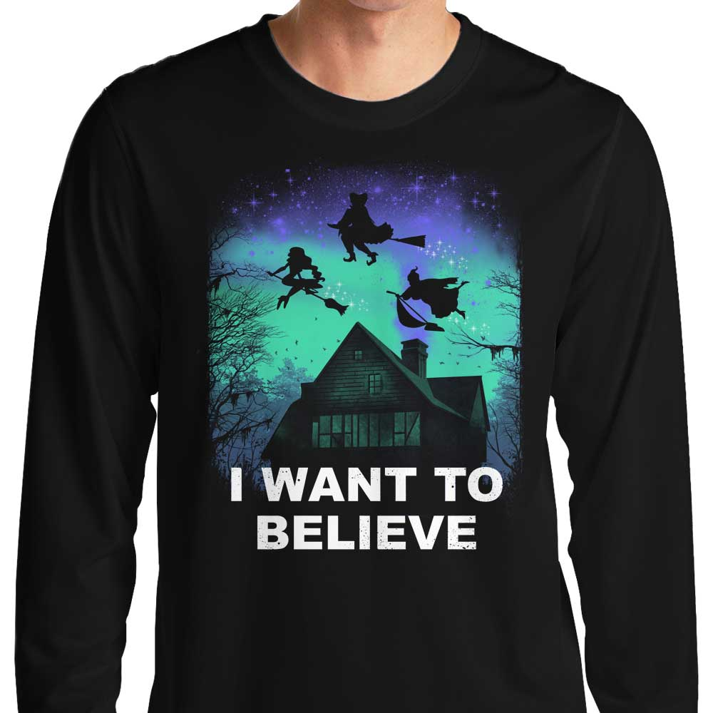 Believe in Magic - Long Sleeve T-Shirt