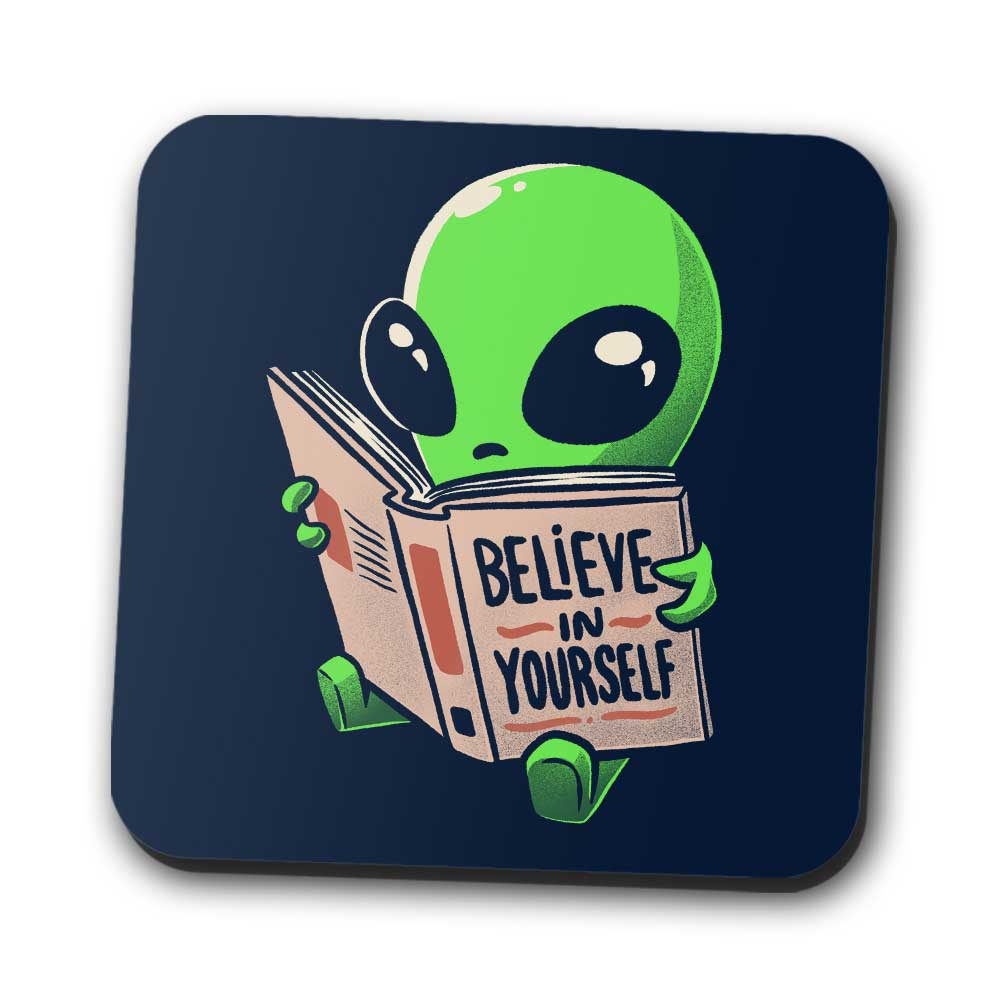 Believe in Yourself - Coasters
