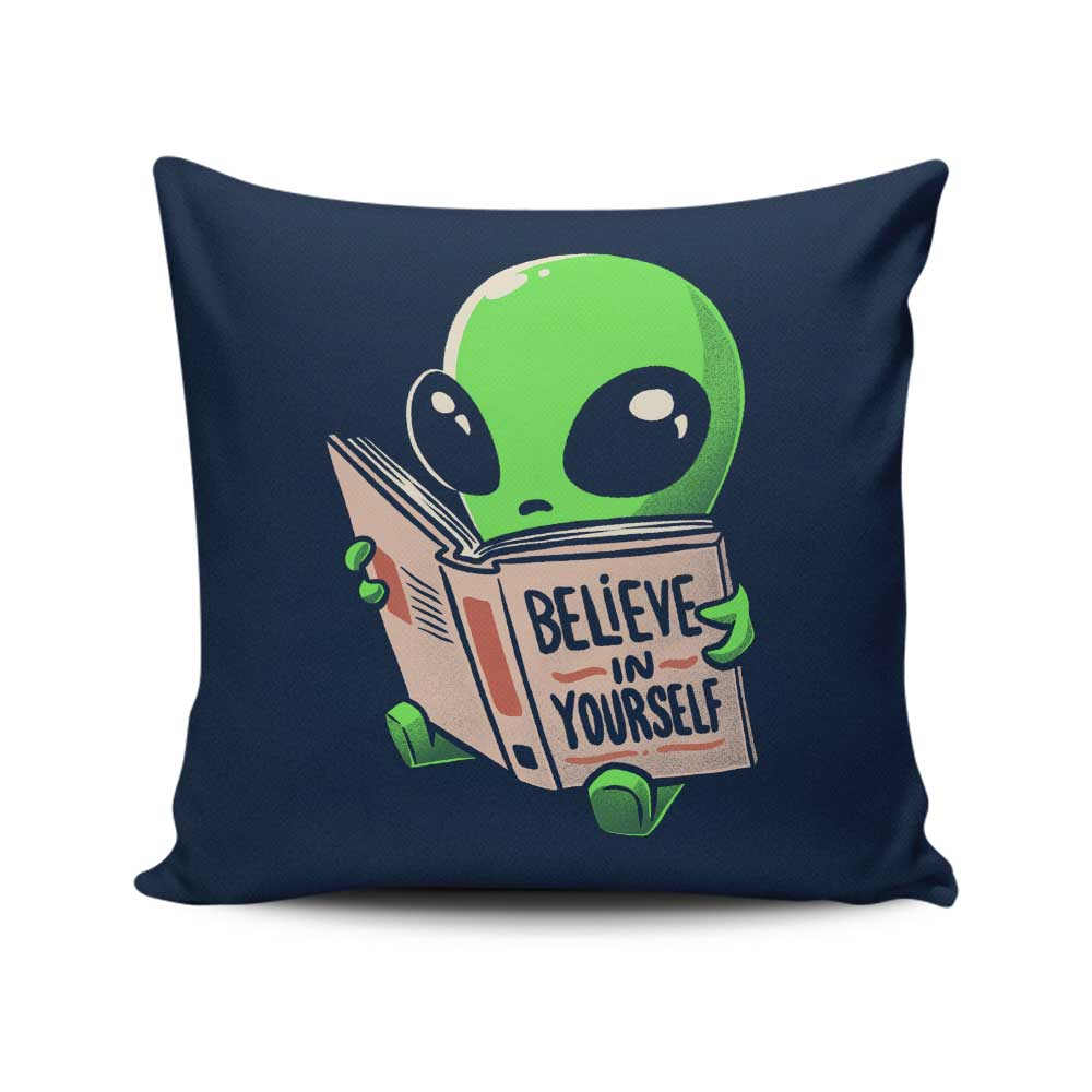 Believe in Yourself - Throw Pillow