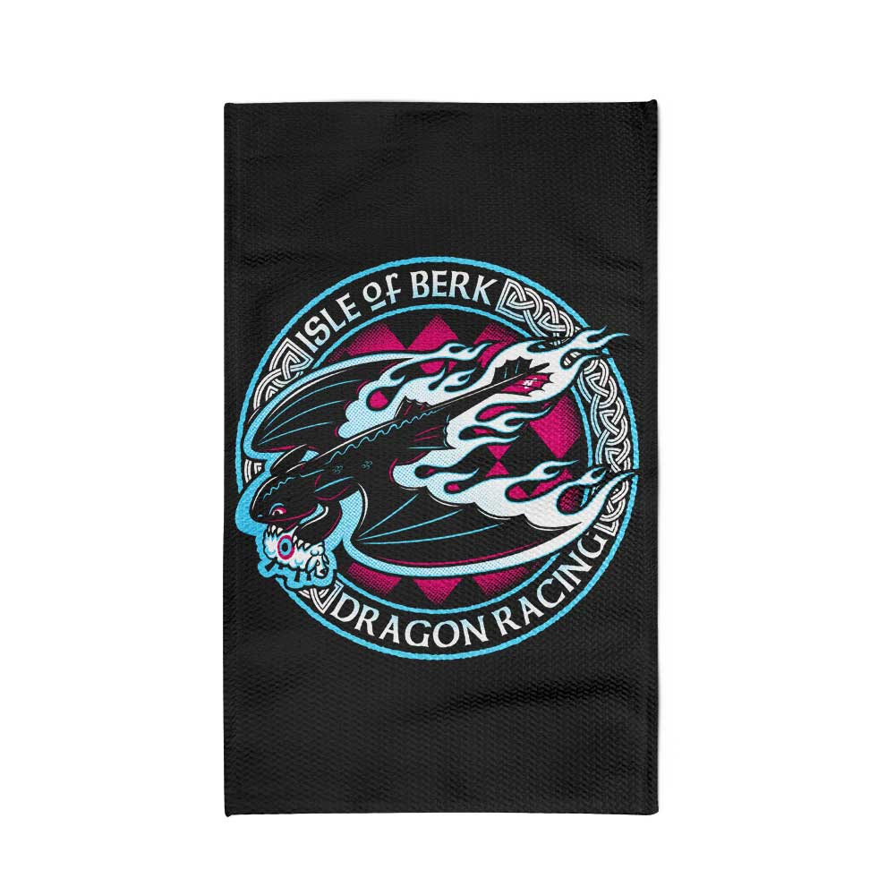 Berk Dragon Racing - Rug