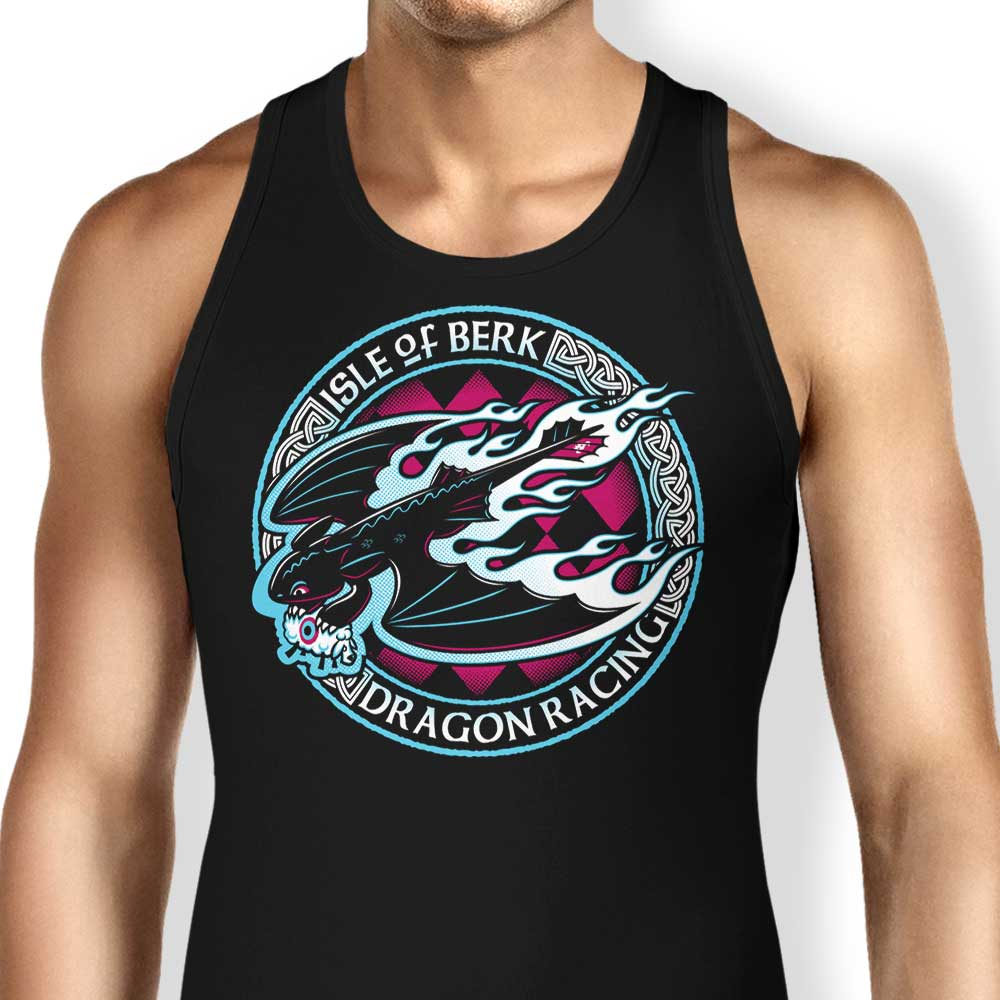 Berk Dragon Racing - Tank Top