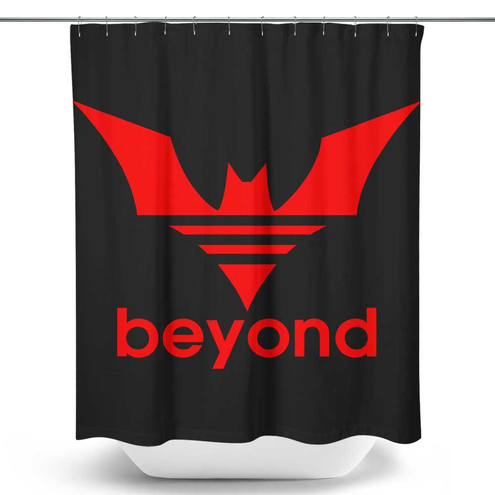 Beyond - Shower Curtain