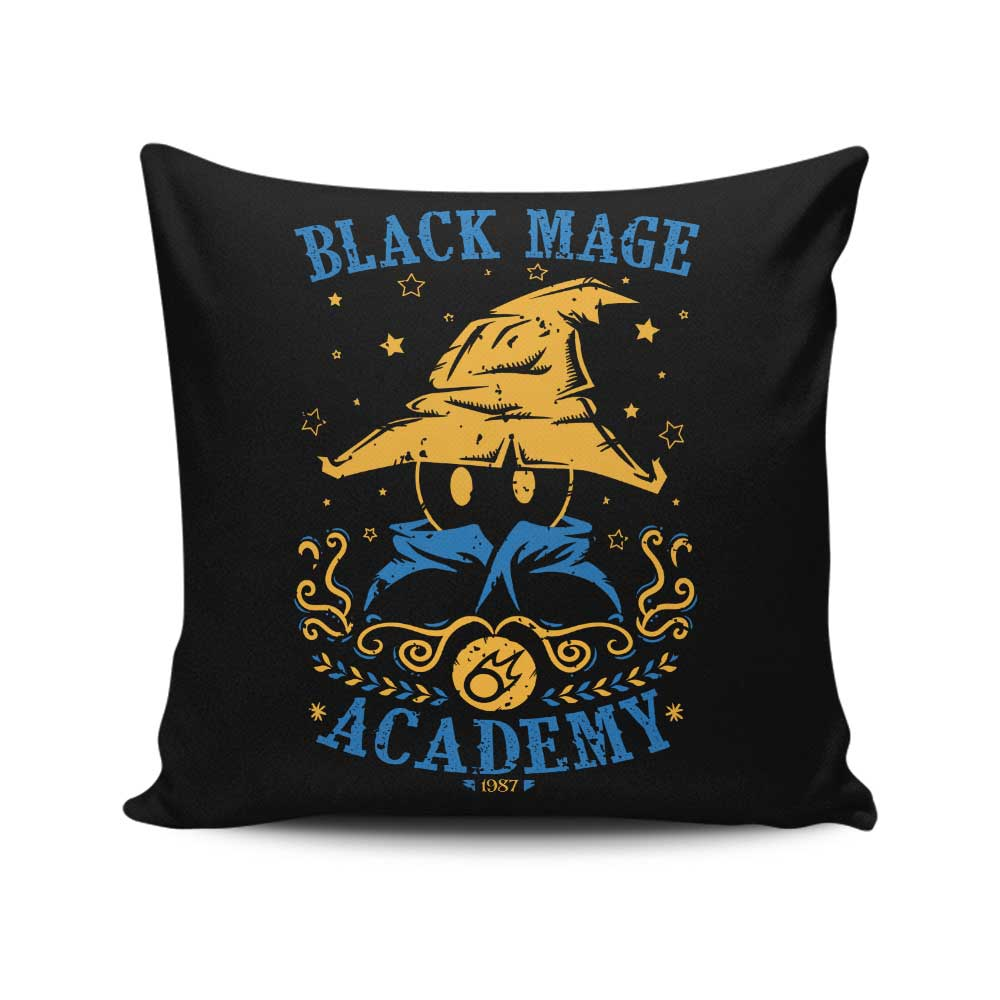Black Mage Academy - Throw Pillow