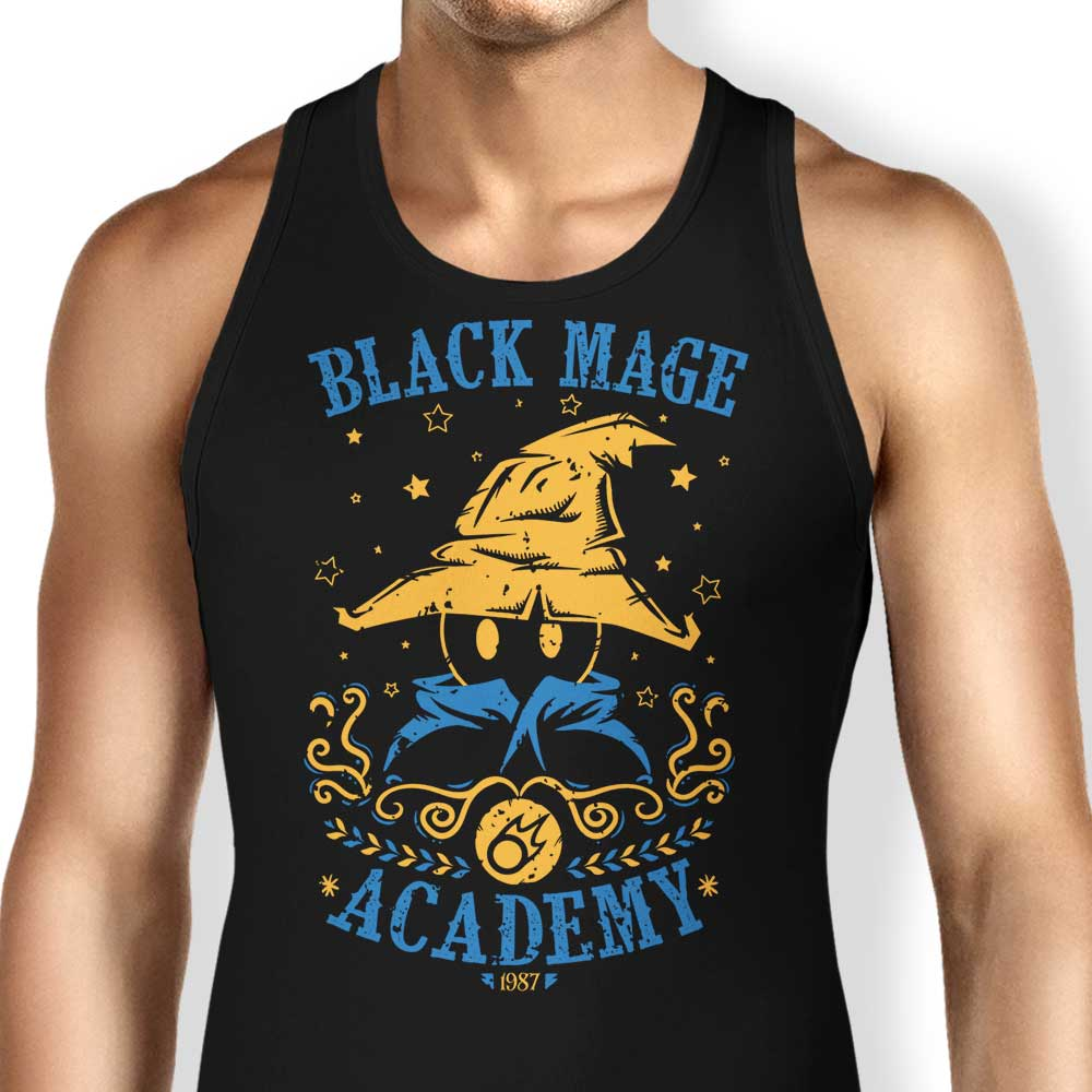 Black Mage Academy - Tank Top