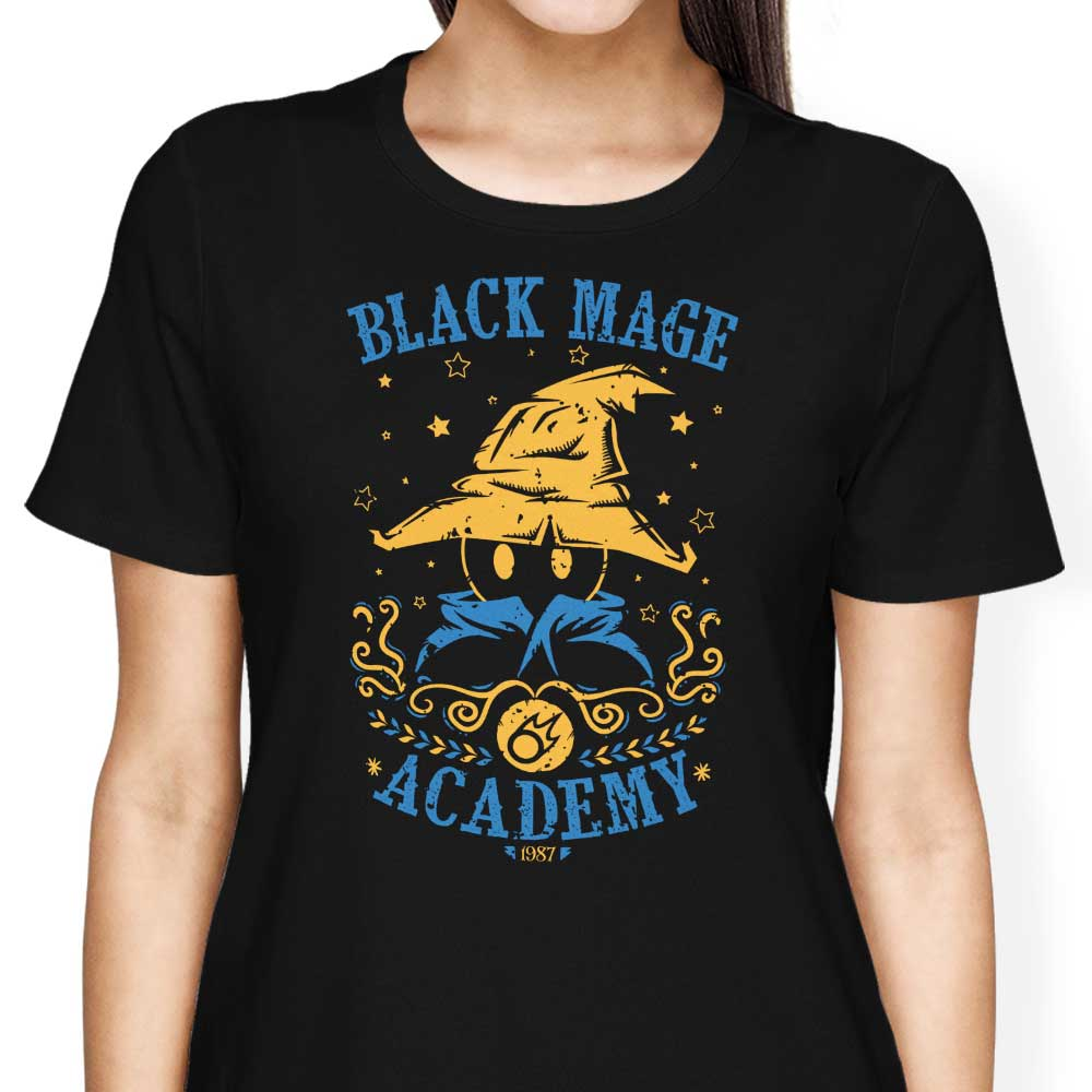 Black Mage Academy Womens Apparel Once Upon A Tee