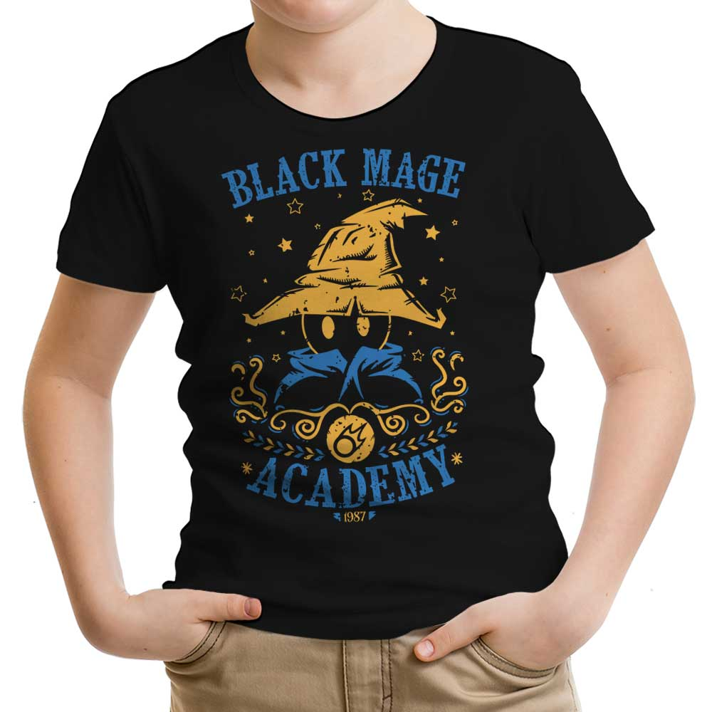 Black Mage Academy Youth Apparel Once Upon A Tee