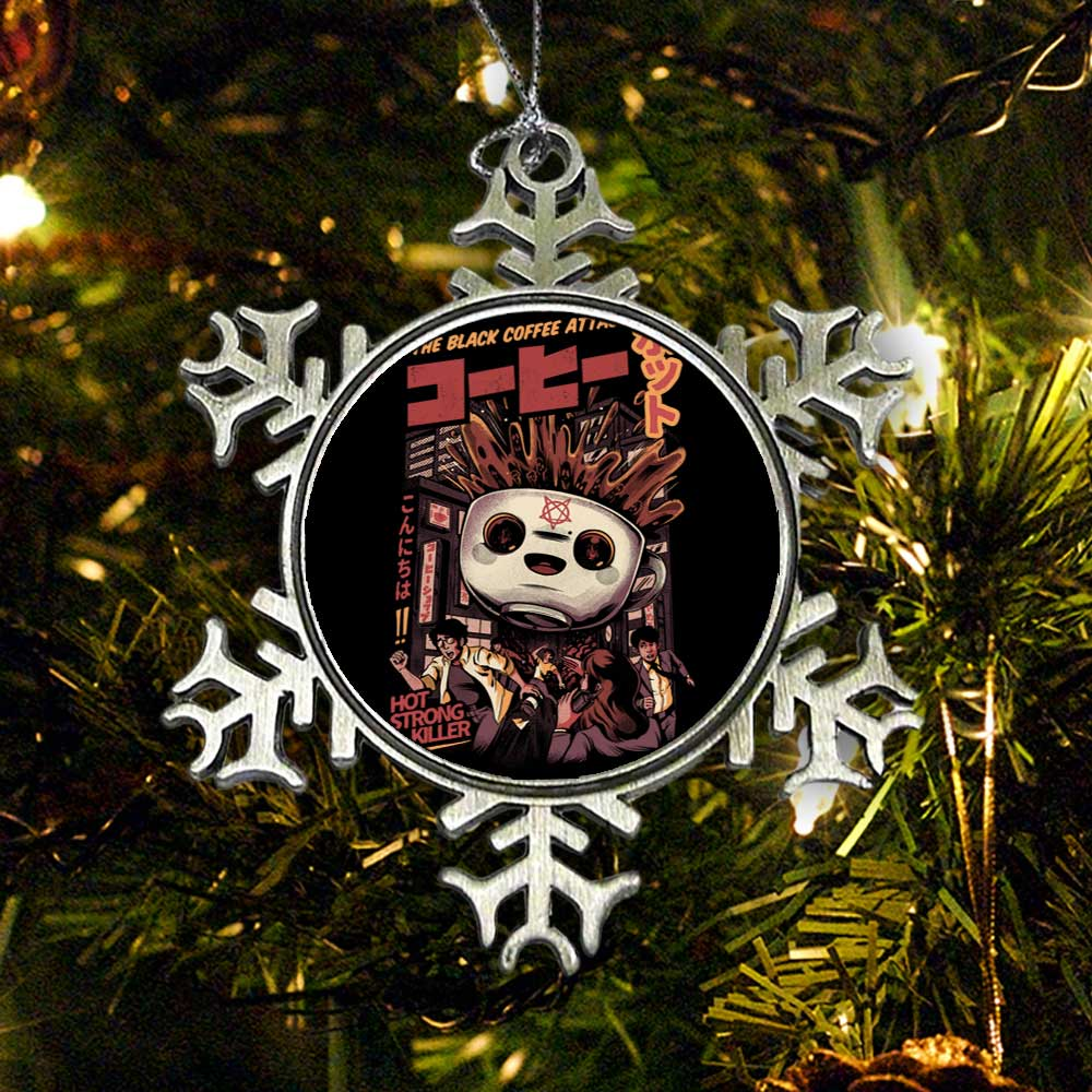 Black Magic Coffee - Ornament