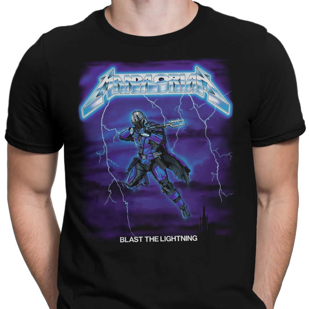 Blast the Lightning - Men's Apparel