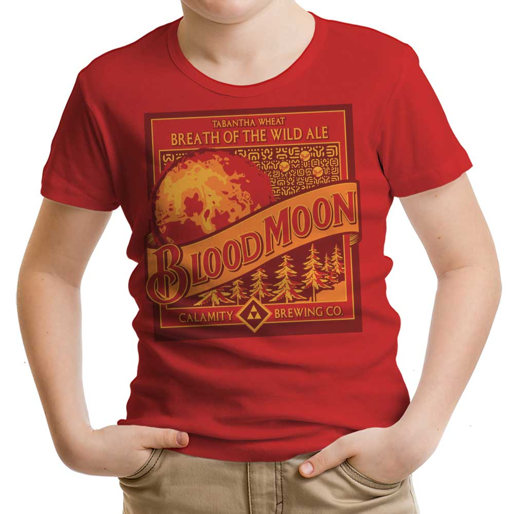 Blood Moon - Youth Apparel