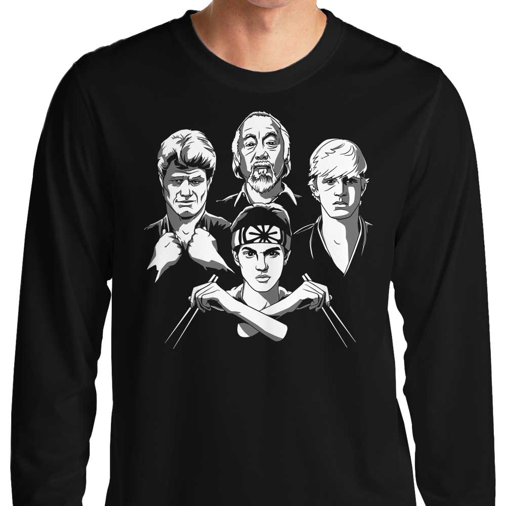 Bohemian Reseda - Long Sleeve T-Shirt