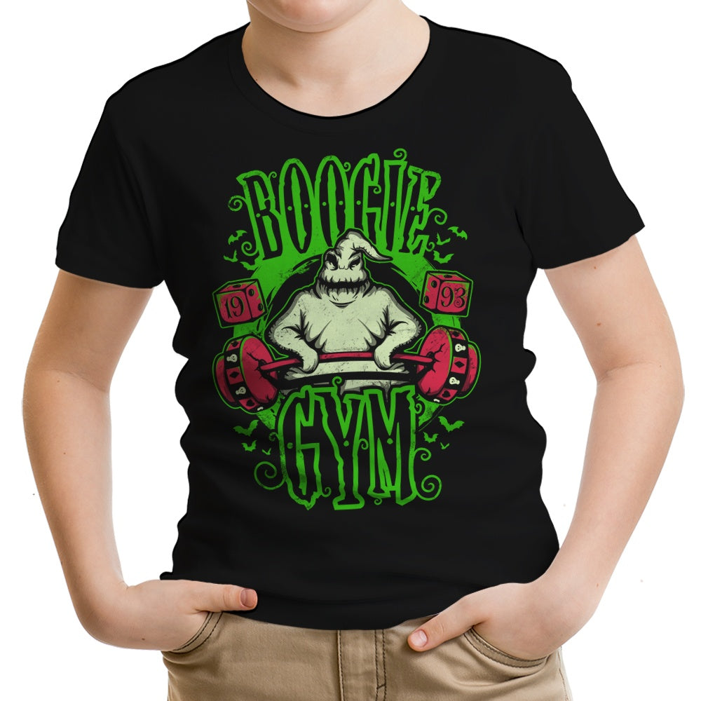 Boogie Gym - Youth Apparel