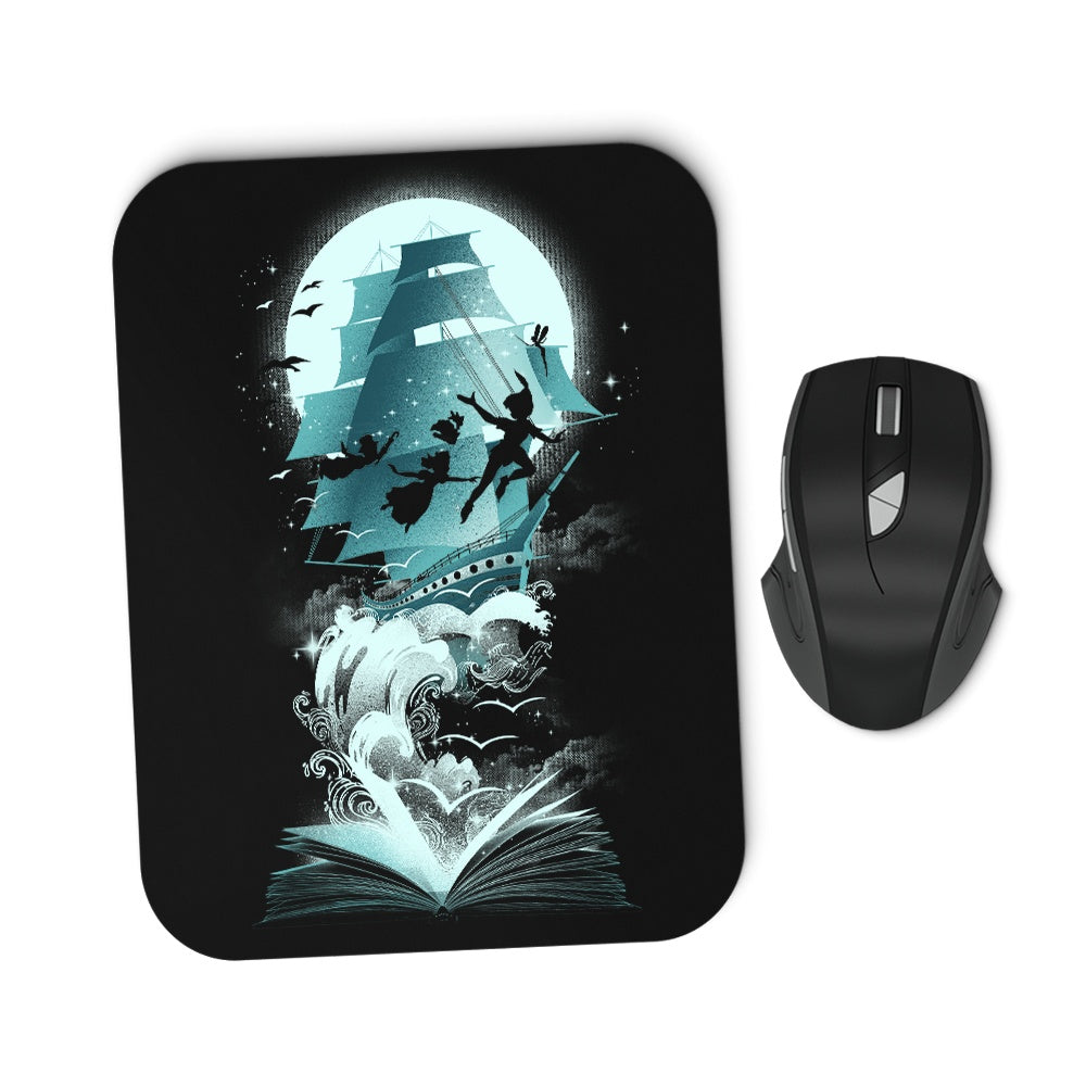 Book of Fantasy - Mousepad