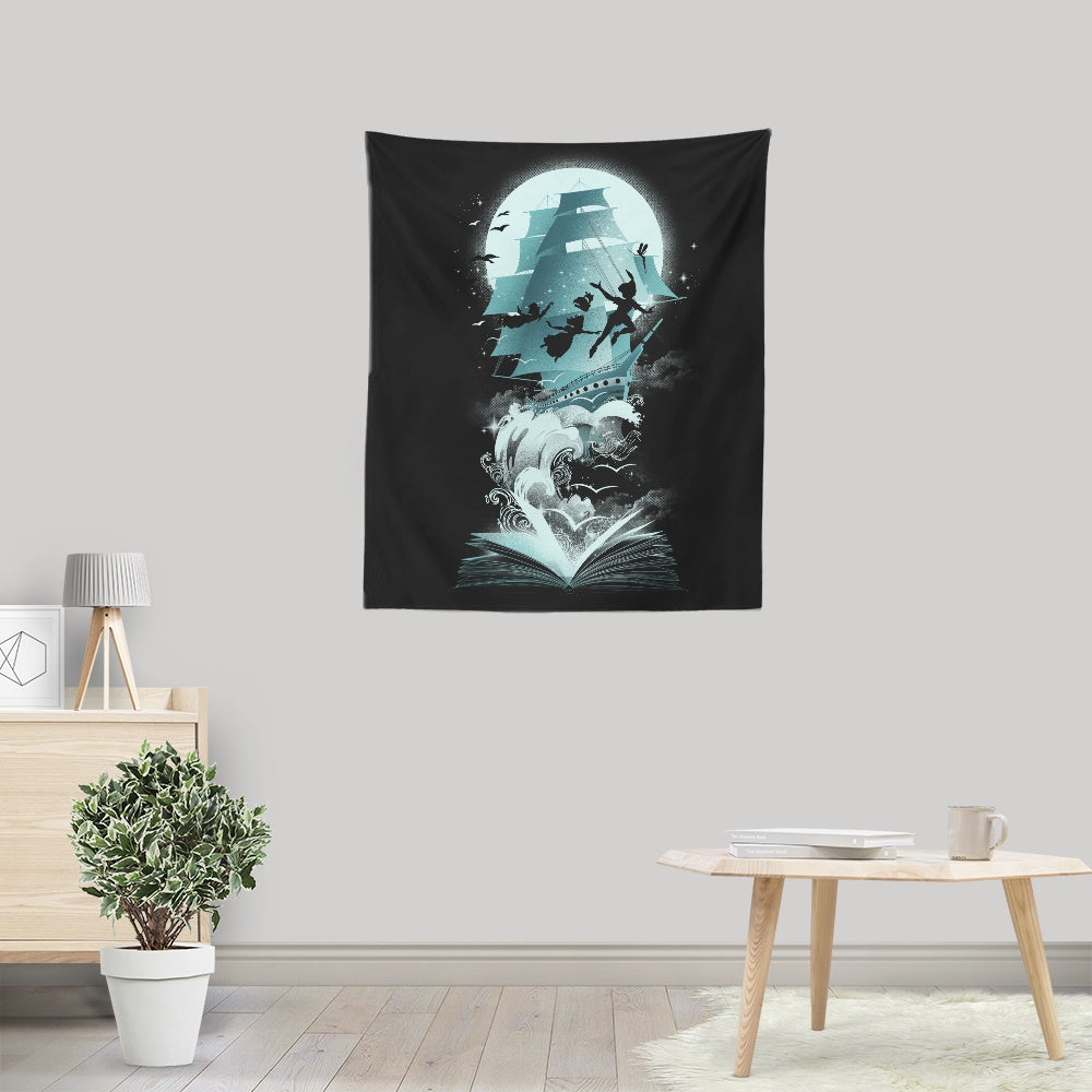 Book of Fantasy - Wall Tapestry