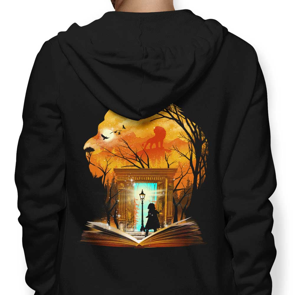Book of Lions and Witches - Hoodie