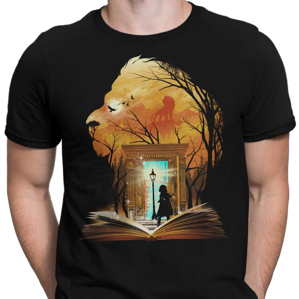 Book of Lions and Witches - Men's Apparel