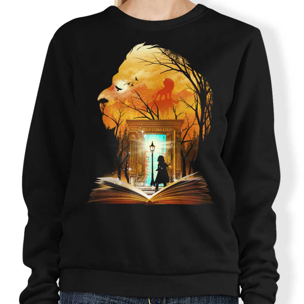 Book of Lions and Witches - Sweatshirt