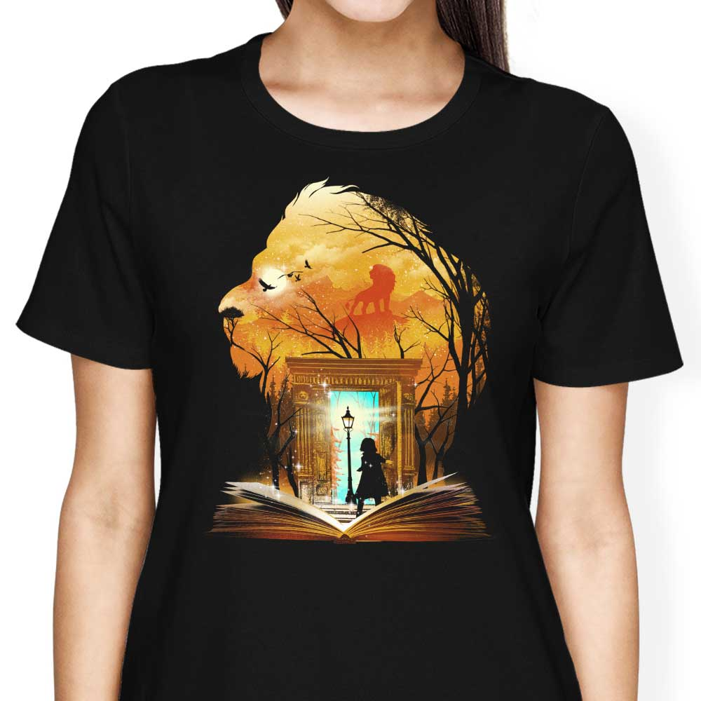 Book of Lions and Witches - Women's Apparel