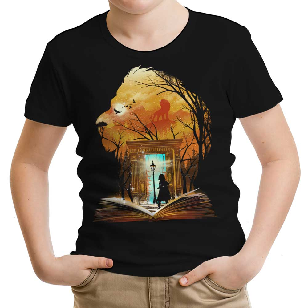 Book of Lions and Witches - Youth Apparel