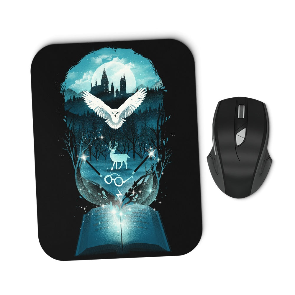Book of Magic - Mousepad