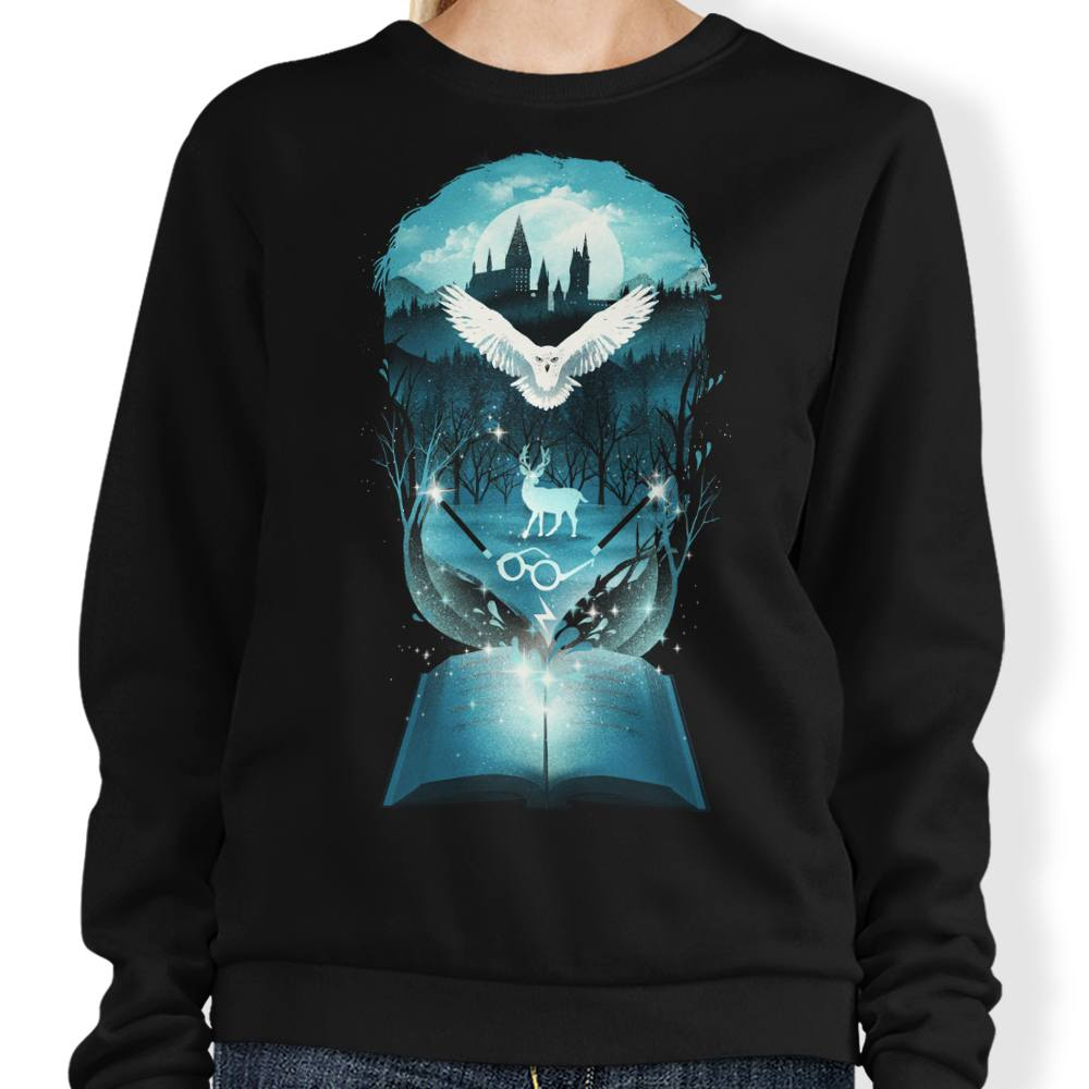 Book of Magic - Sweatshirt