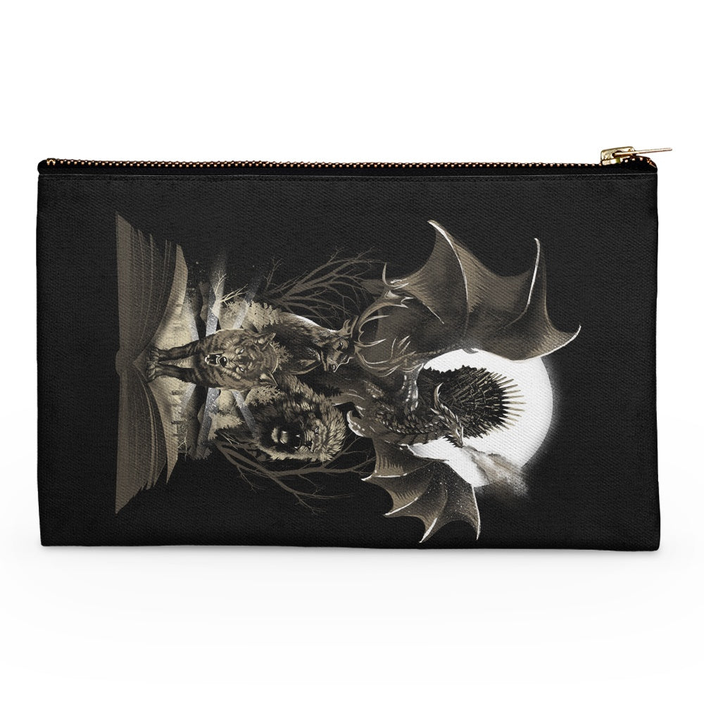 Book of Thrones - Accessory Pouch
