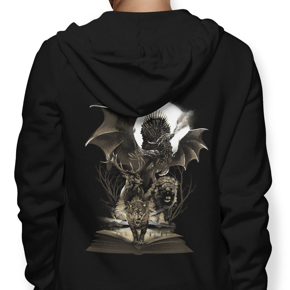 Book of Thrones - Hoodie
