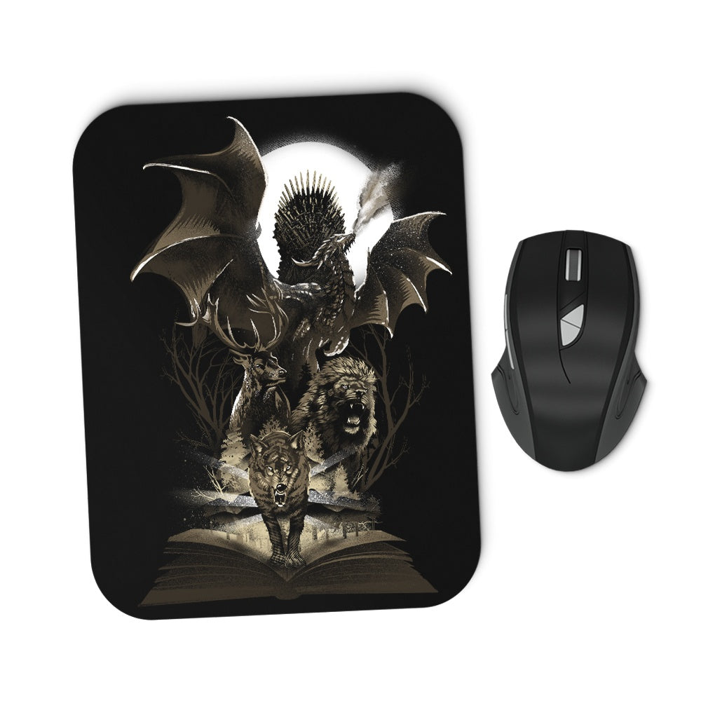 Book of Thrones - Mousepad