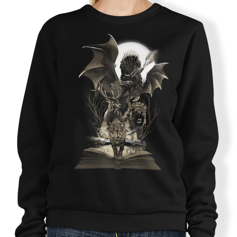 Book of Thrones - Sweatshirt