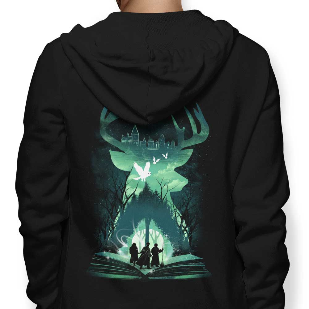 Book of Witchcraft and Wizardry - Hoodie