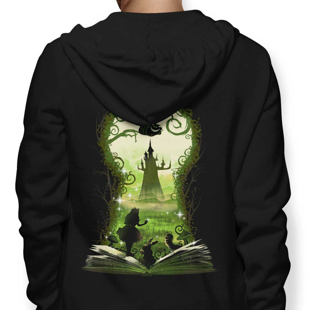 Book of Wonderland - Hoodie