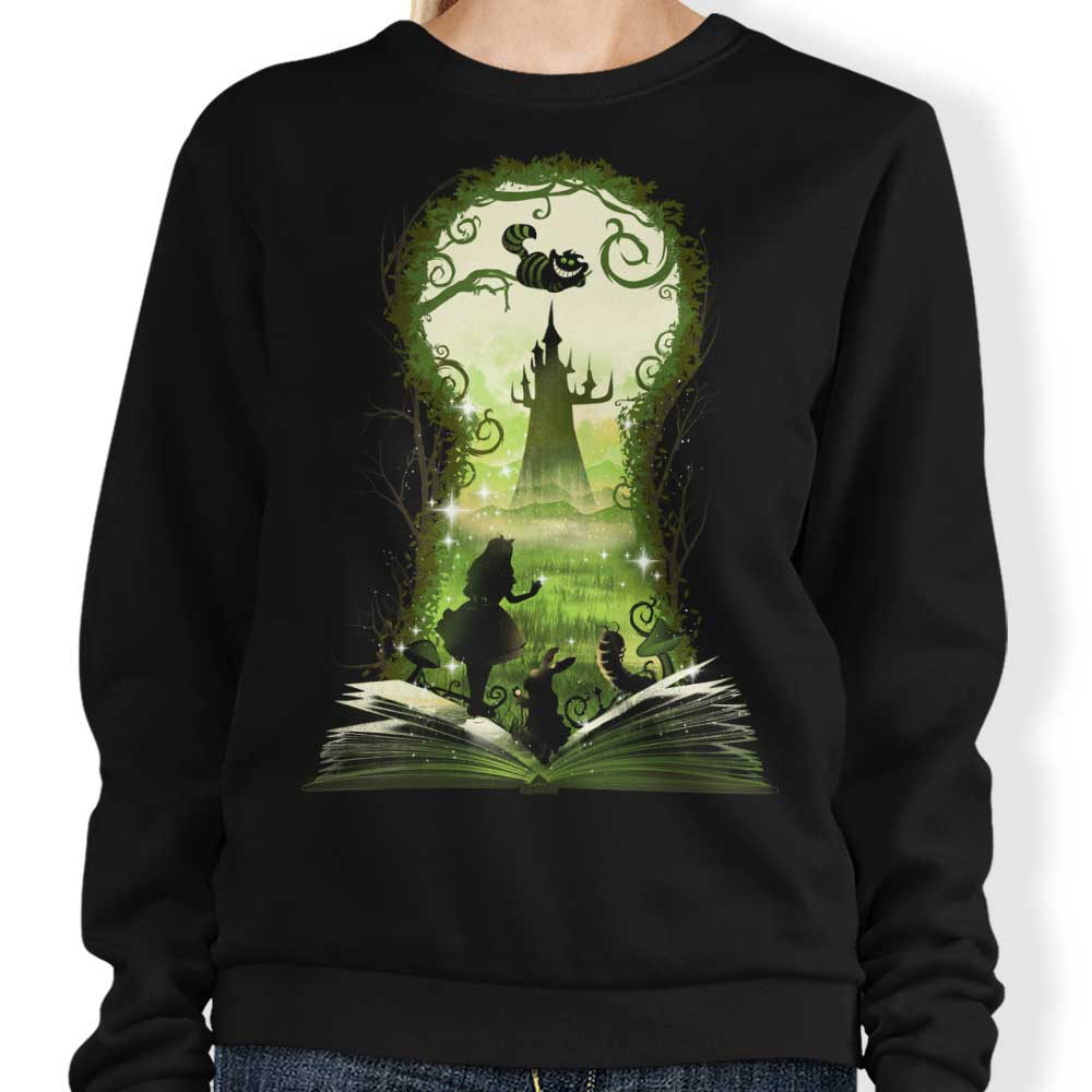 Book of Wonderland - Sweatshirt