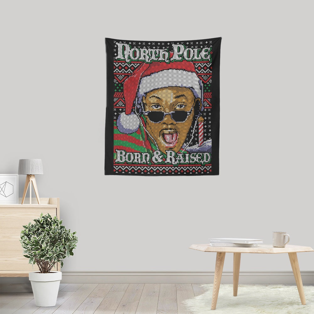 Born and Raised - Wall Tapestry