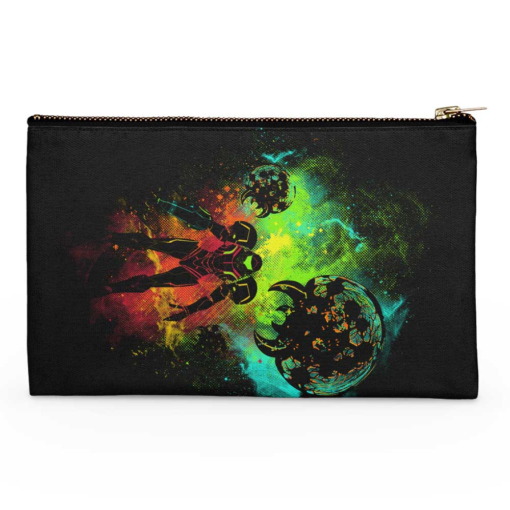 Bounty Hunter Art - Accessory Pouch
