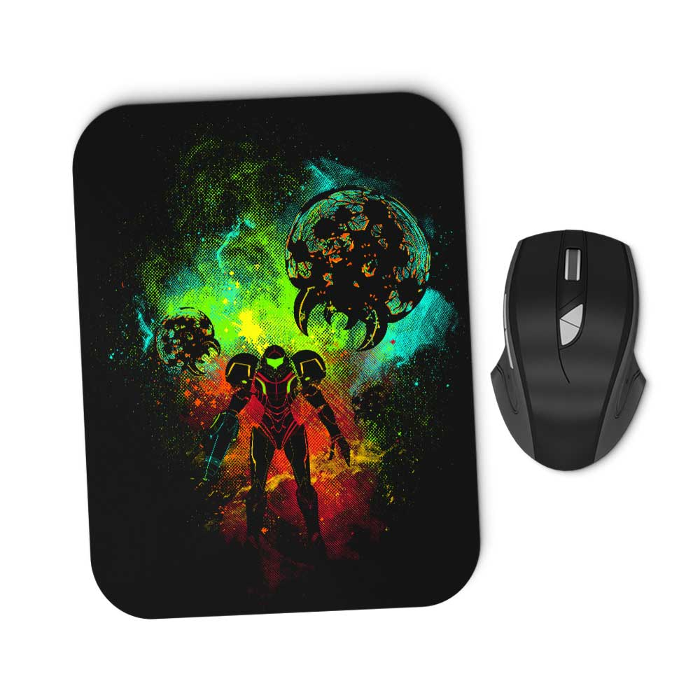 Bounty Hunter Art - Mousepad