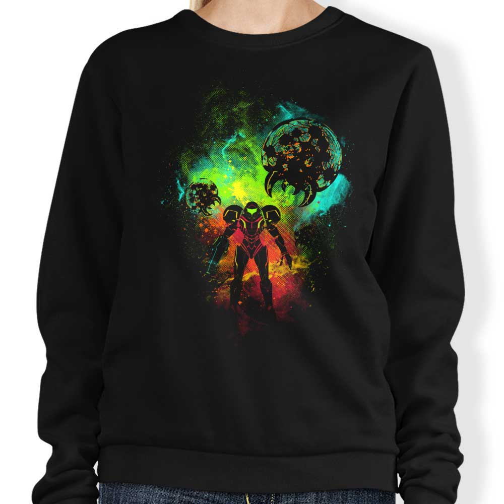 Bounty Hunter Art - Sweatshirt