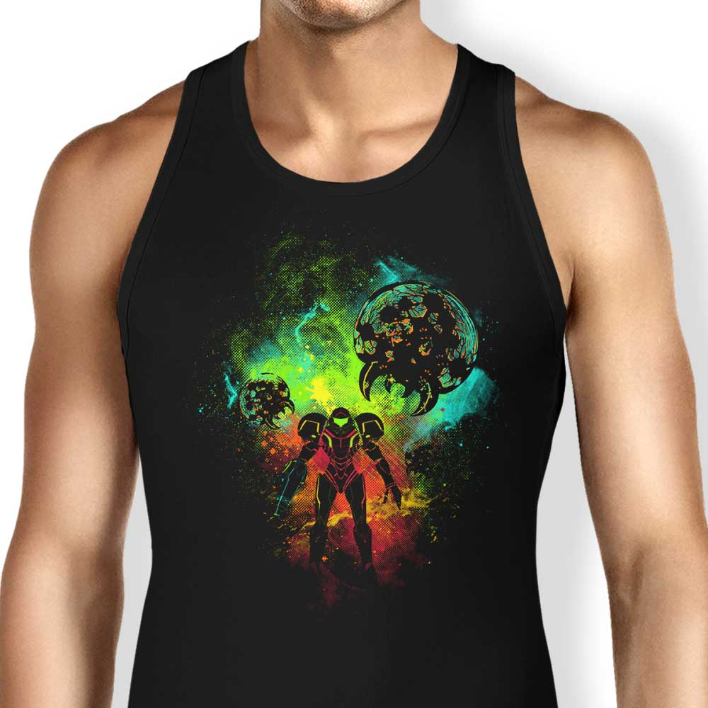 Bounty Hunter Art - Tank Top