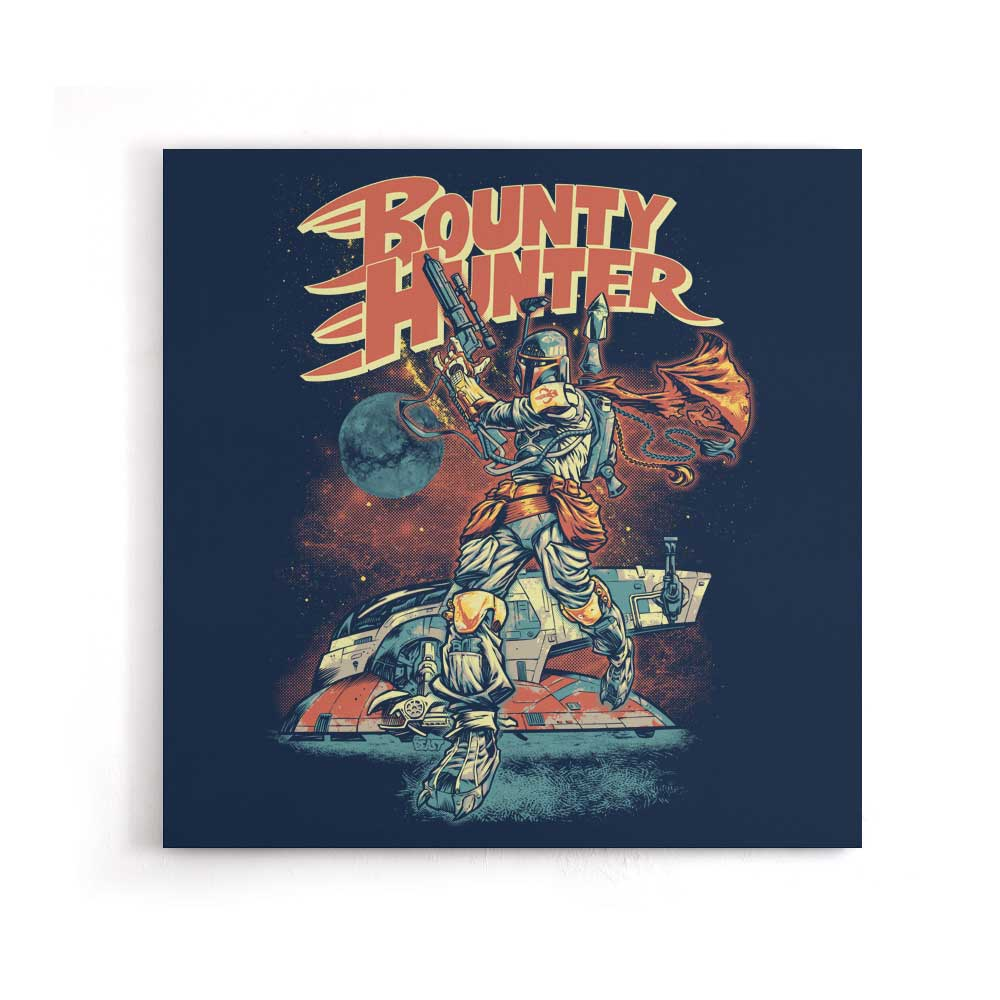 Bounty Hunter - Canvas Print
