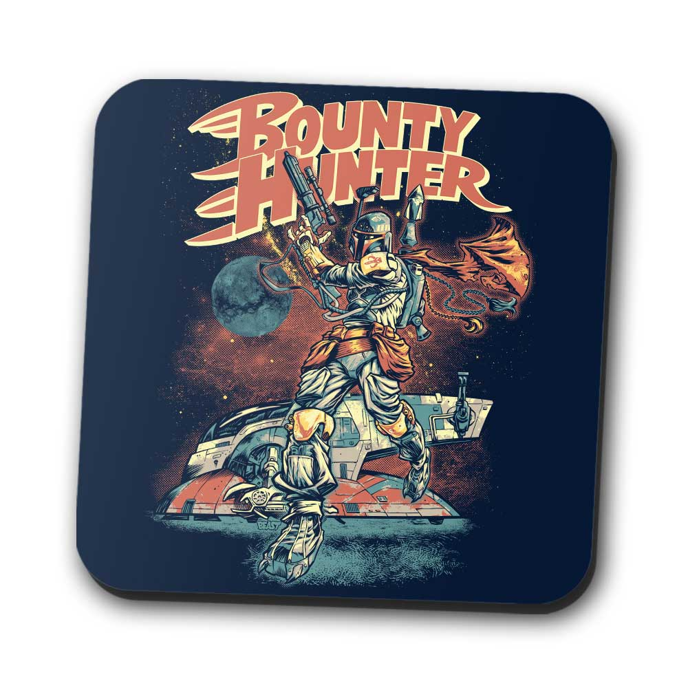 Bounty Hunter - Coasters