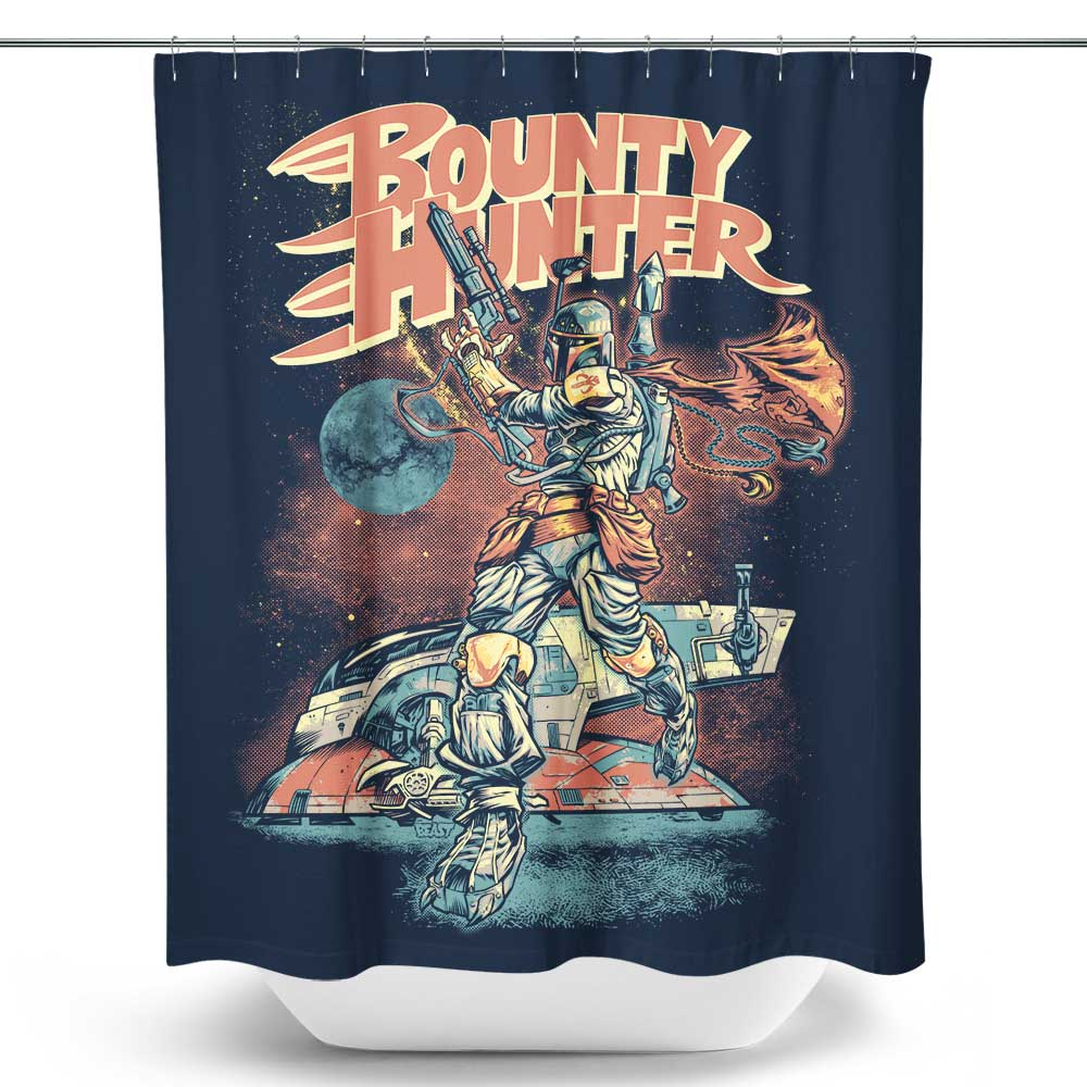 Bounty Hunter - Shower Curtain