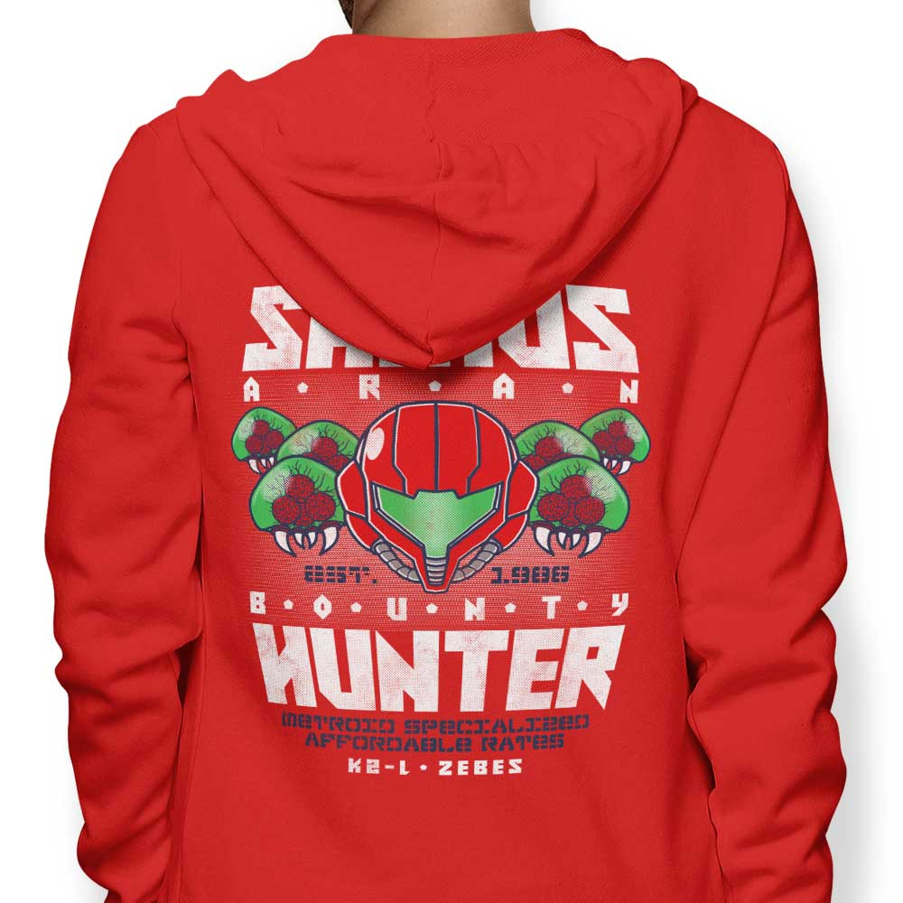 Bounty Hunting Services - Hoodie