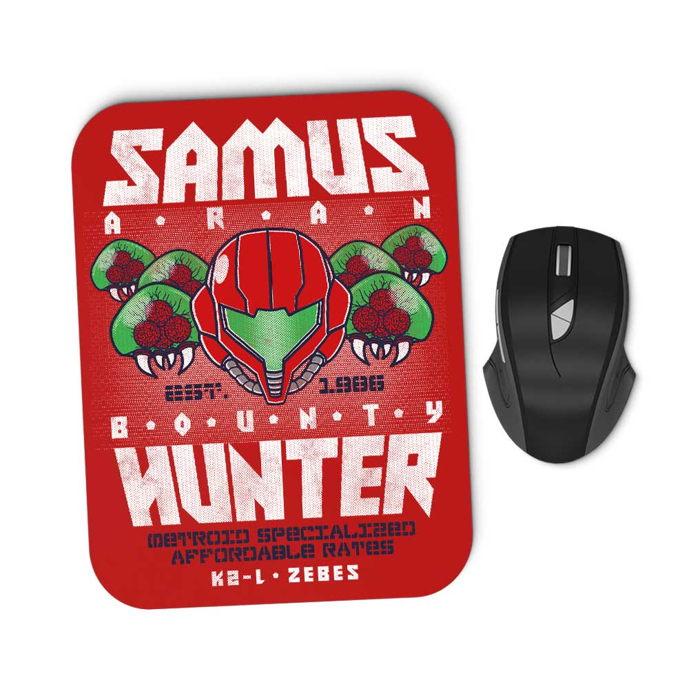 Bounty Hunting Services - Mousepad