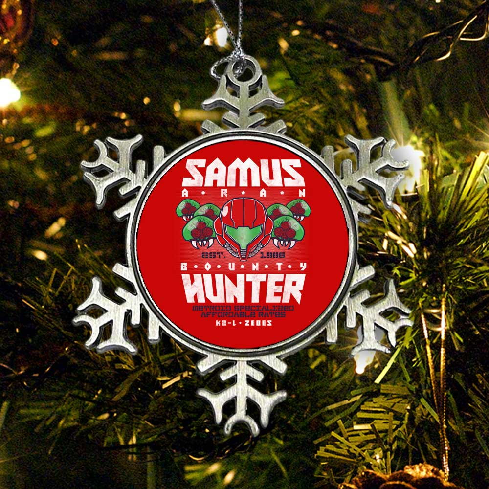 Bounty Hunting Services - Ornament