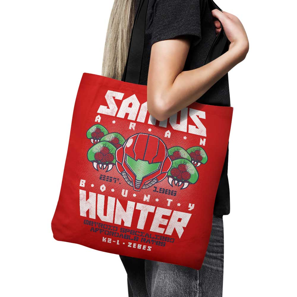 Bounty Hunting Services - Tote Bag