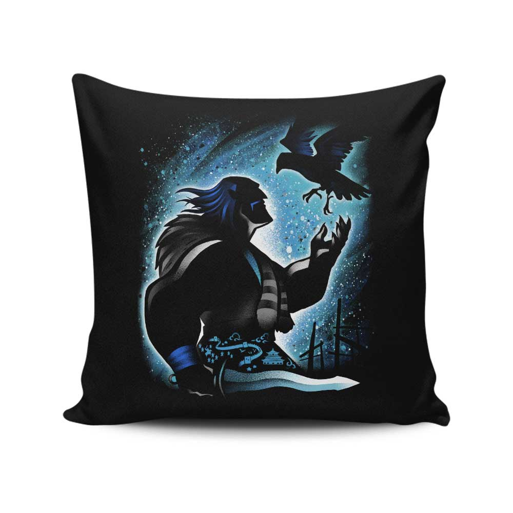 Bow to Me - Throw Pillow