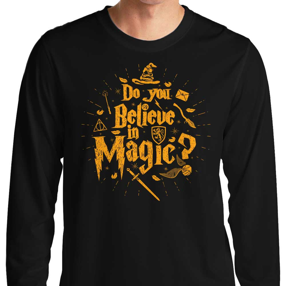 Bravery and Magic - Long Sleeve T-Shirt